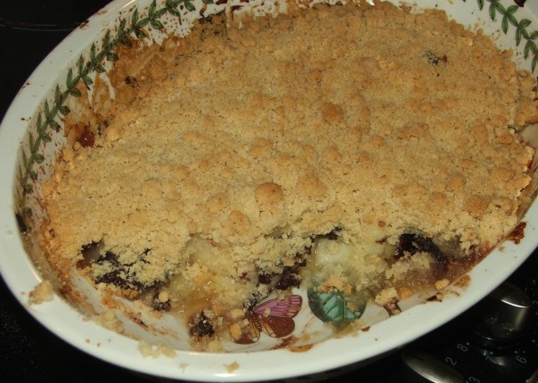 Vegan Crumble