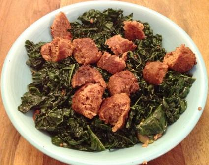 easy kale